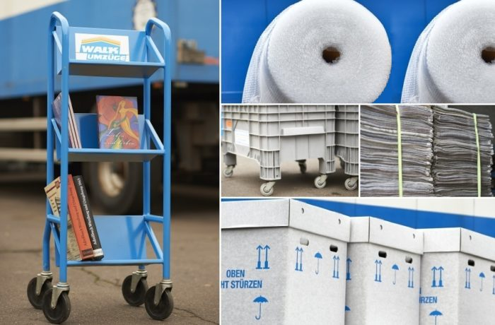 PACKING MATERIAL RENTAL / PURCHASE